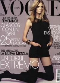 Vogue Spain, November 2009