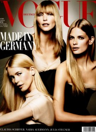 Vogue Germany, August 2007