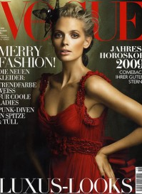 Vogue Germany, December 2008