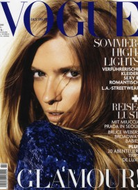 Vogue Germany, July 2009