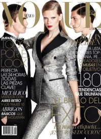 Vogue Mexico, October 2011