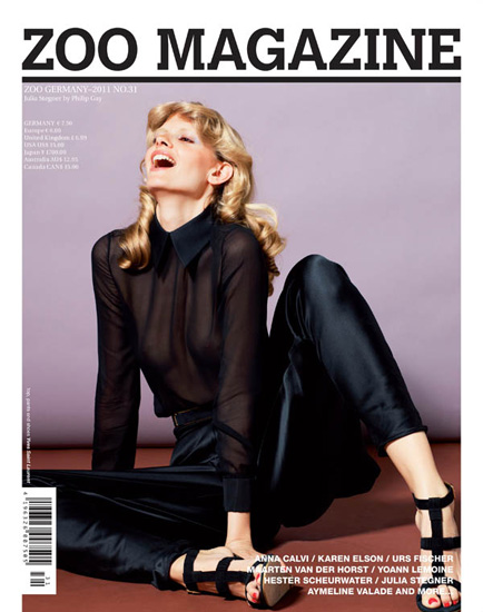 COVERS | Julia Stegner - photo#18