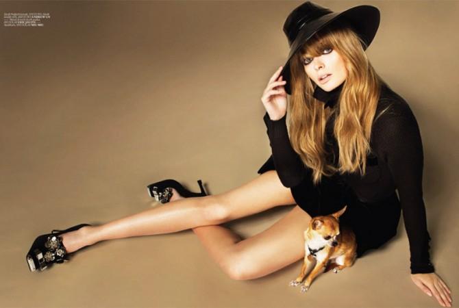 Vogue Turkey, October 2010