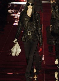 Christian Dior, Fall 2006 R-t-W