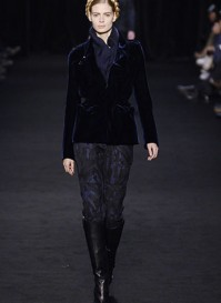 Givenchy, fall 2006 R-t-W