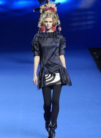 Christian Lacroix, Fall 2007 R-t-W