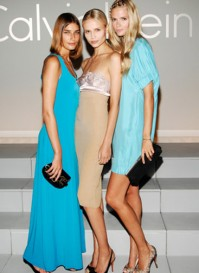 Calvin Klein 40th Anniversary Party