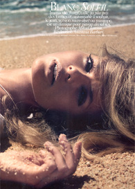 Vogue France, June 2005