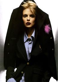 Vogue France, October 2004