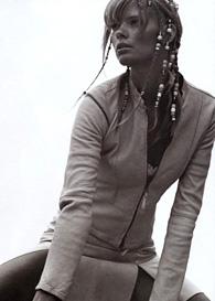 Vogue Italy, May 2004