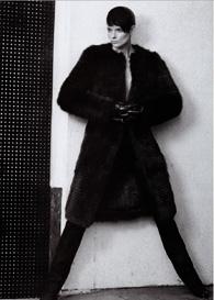 Vogue Italy, November 2005
