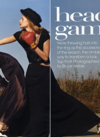 Vogue US, October 2009