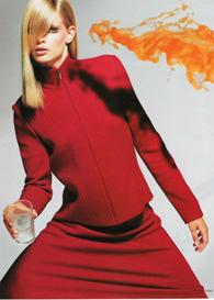 Madame, October 2003